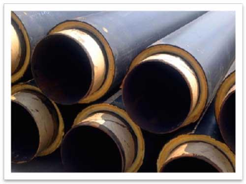 钢管聚氨酯发泡保温